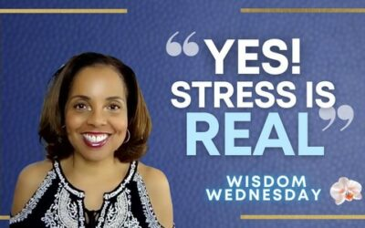 Mindful Monday   Yes Stress is REAL!